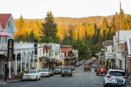 Downtown Nevada City